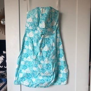 Vineyard Vines Strapless Dress Size 4